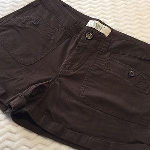American Rag Dark Brown Shorts 7